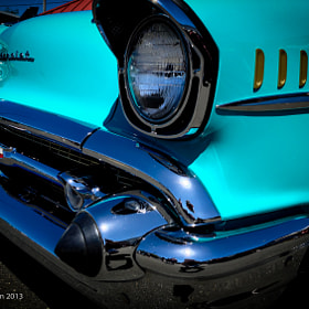 Classic Bel Air by Jeff Franklin on 500px.com