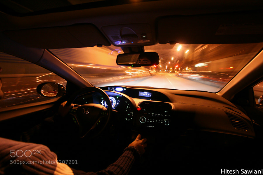 Photograph Daily Commute by Hitesh Sawlani on 500px