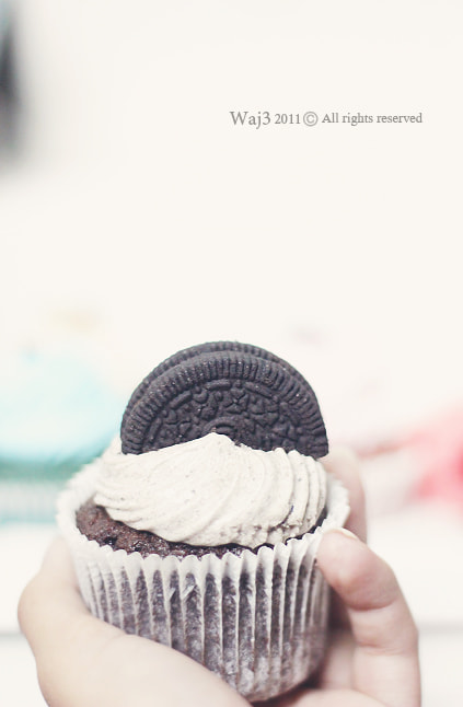 Photograph Cupcake by وَجَـعّ  on 500px