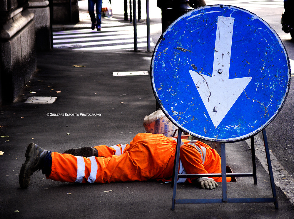 Photograph Don't lose your head by Giuseppe (lazy shooter) on 500px