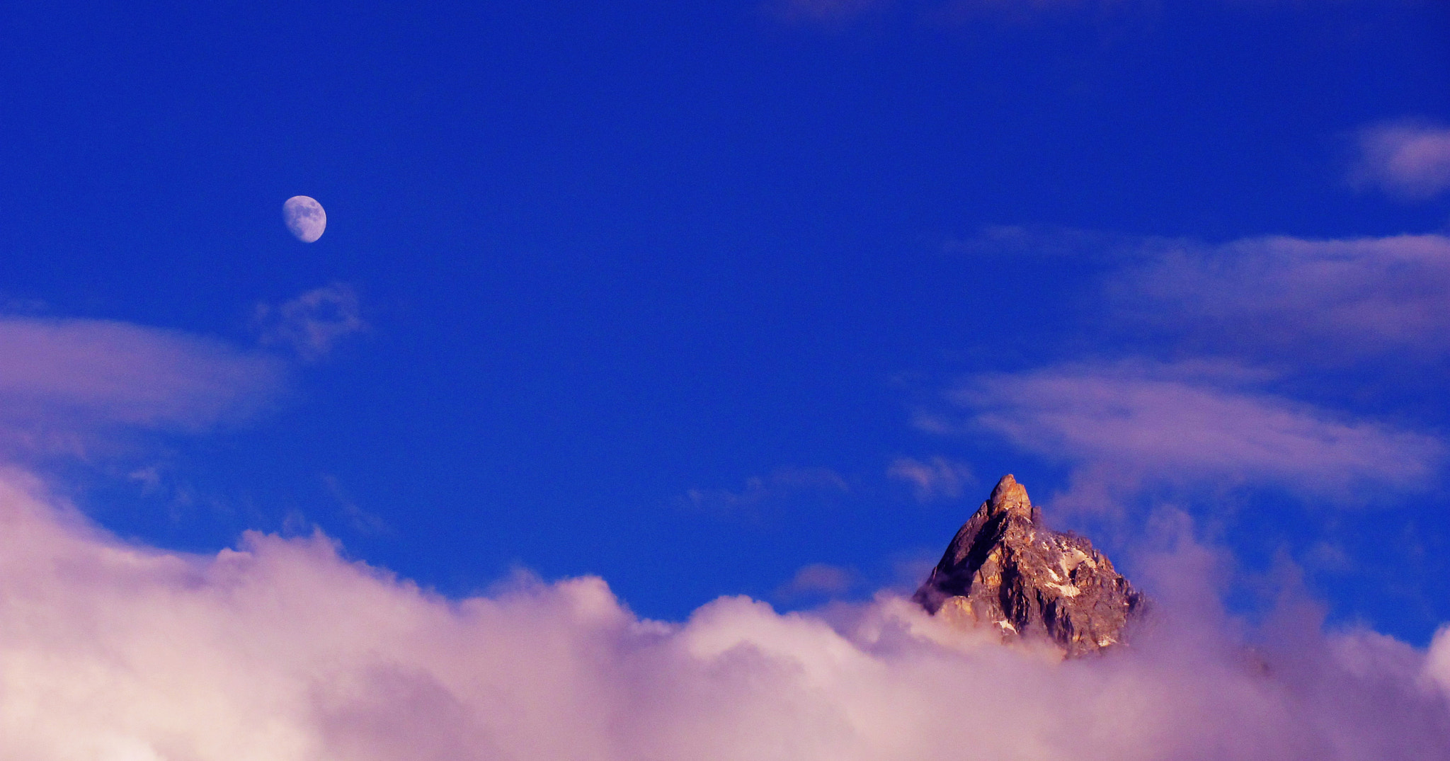 Photograph Top of the world by Uri Livne on 500px