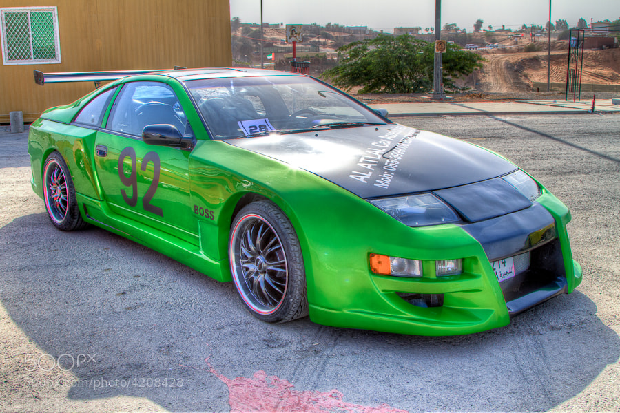 Photograph Chevrolet Camaro Z28 HDR by Marvin Pido on 500px