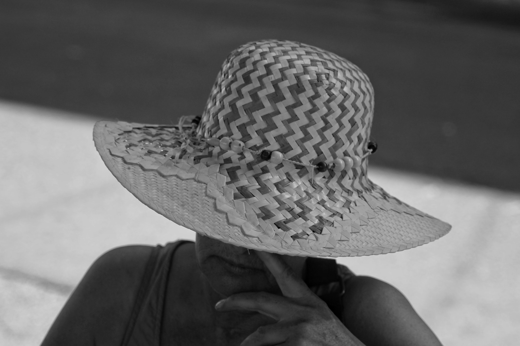 Photograph Straw hat by richard cauchy on 500px