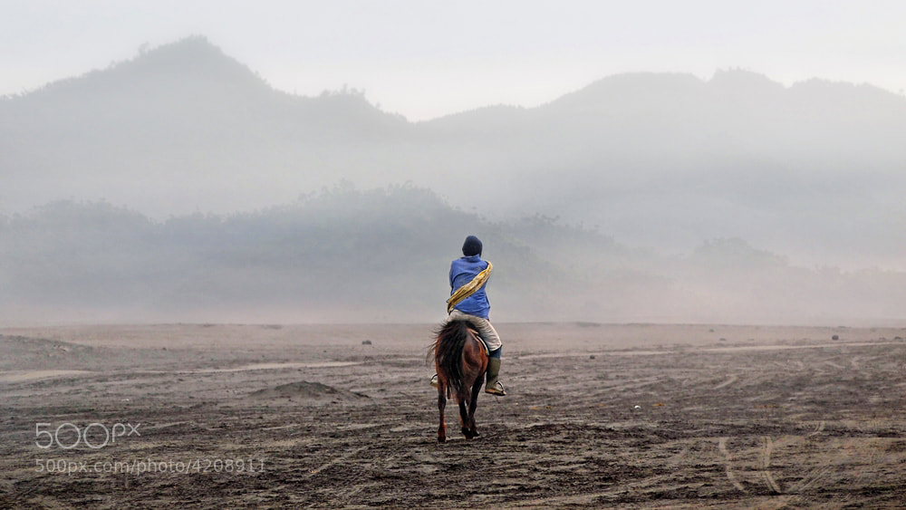 Photograph the journey itself is home by Irawan Subingar on 500px