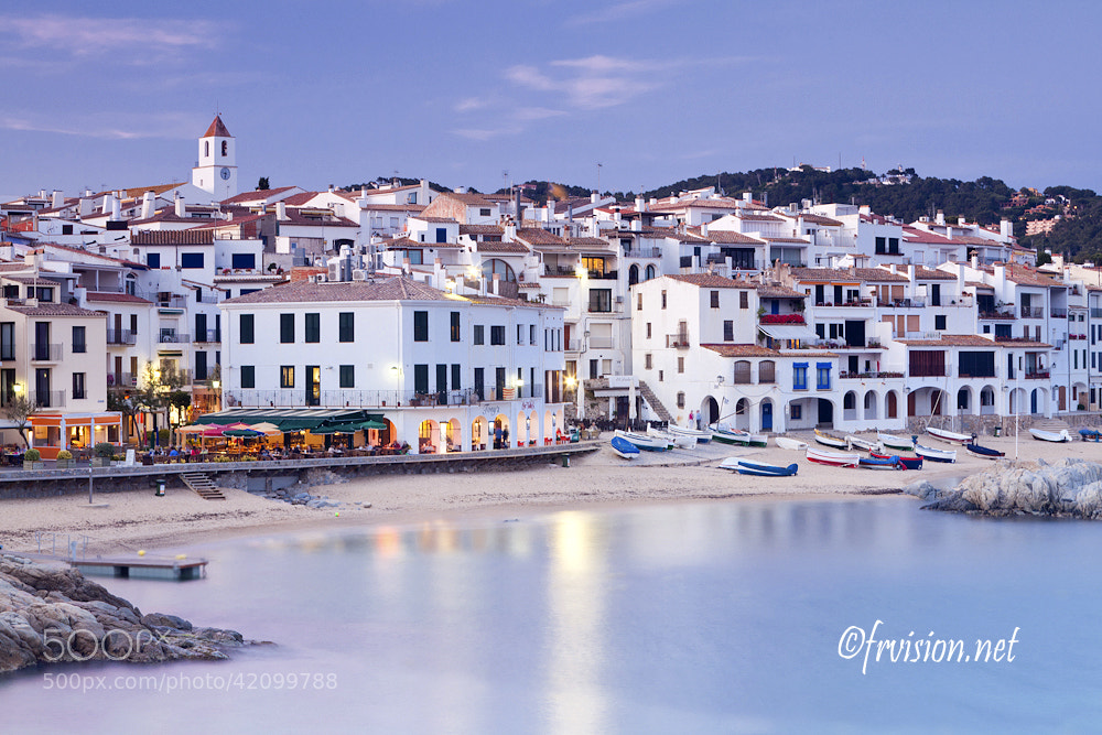 Photograph Calella de Palafrugell by Javier Fores on 500px