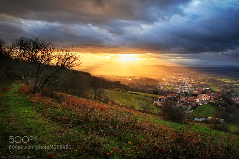 Photograph Sacral Sunlight by Florent Courty on 500px