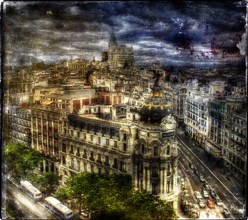 Photograph Madrid Art II by Dani  Parra on 500px