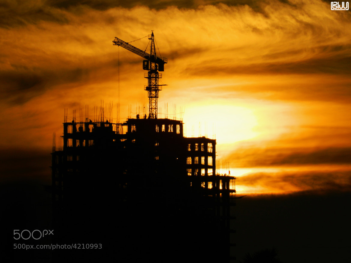 Photograph Work in process for fixing the sun back in its position... by BIJU RAJ on 500px