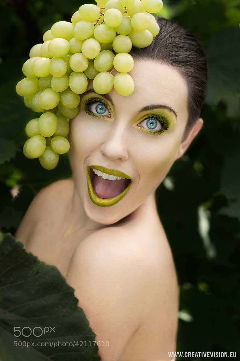 Photograph Passion for grapes by Ieva Maliasova on 500px