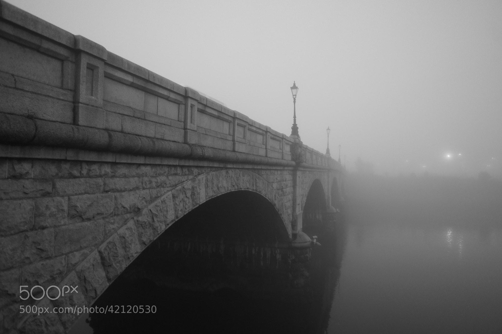 Photograph Victoria Bridge by Gavin Gordon  on 500px