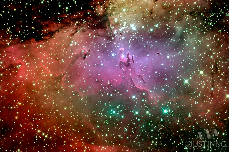 Photograph Eagle Nebula (M16) by Justin Ng on 500px