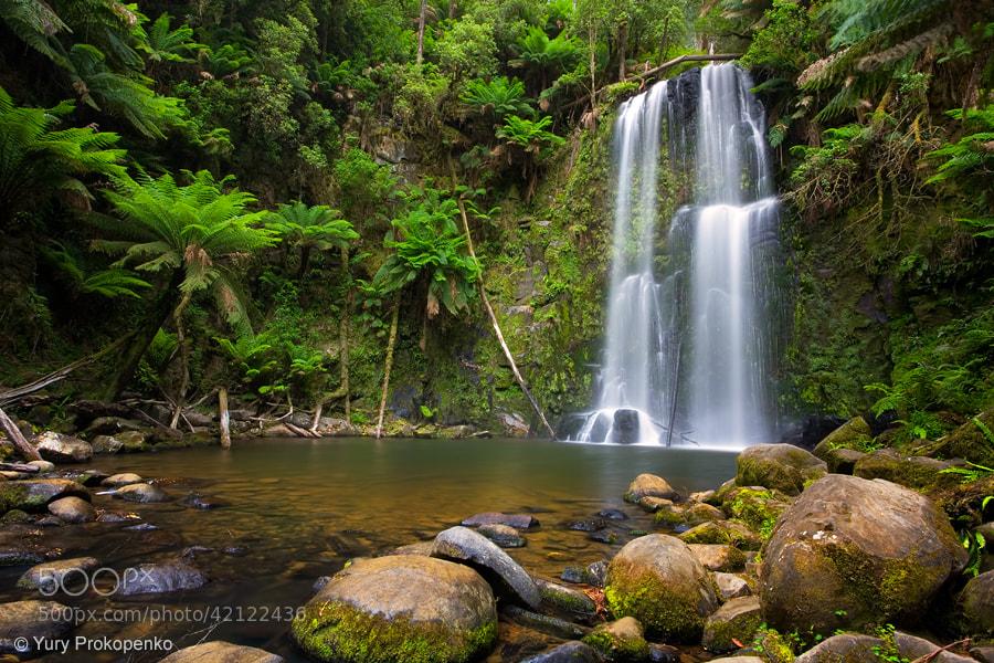 Photograph Beauchamp Falls by Yury Prokopenko on 500px