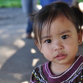 sweet native girl on kodiak island alaska