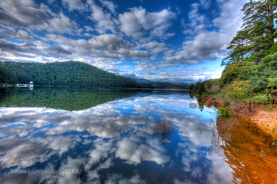 Photograph Dam Shot by Tram Greenfirefly on 500px