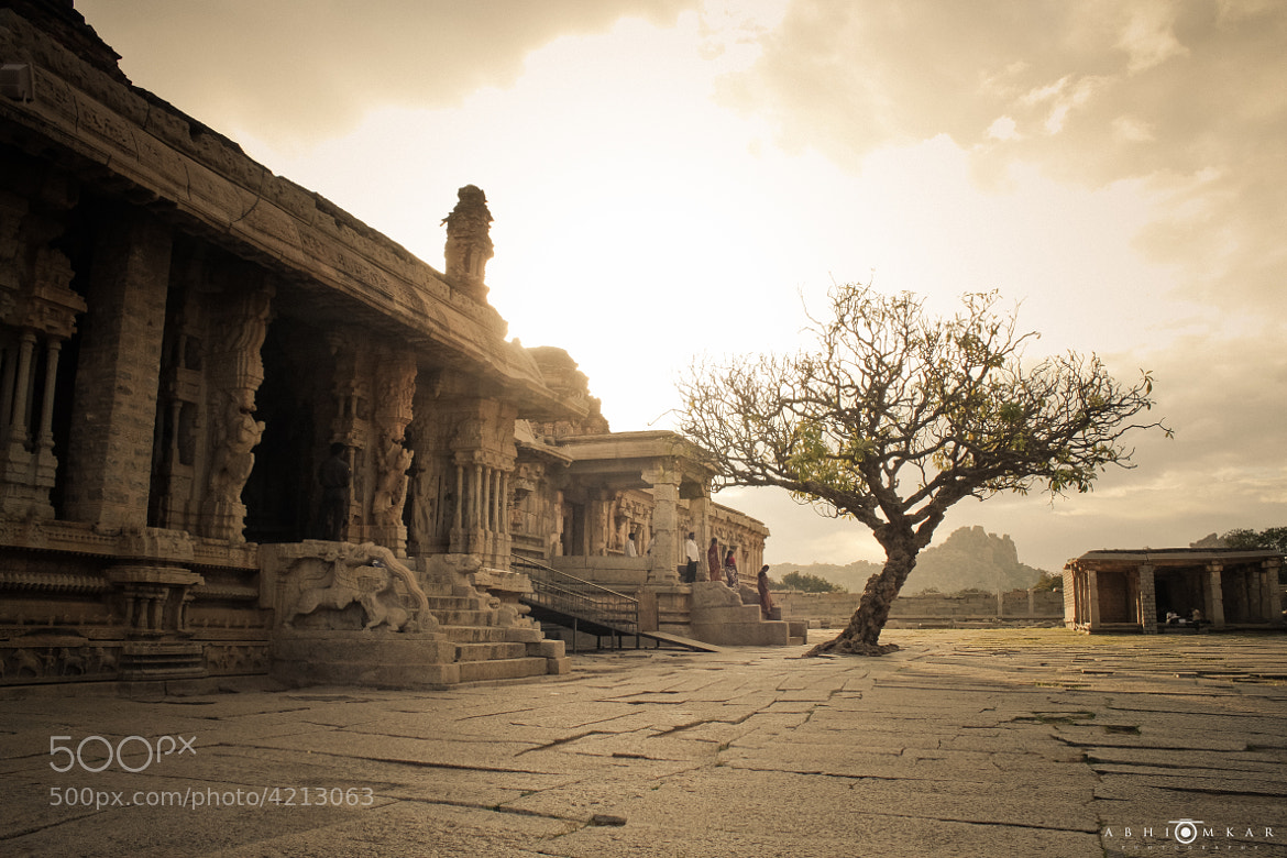 Photograph Vittala Temple by Abhinay Omkar on 500px
