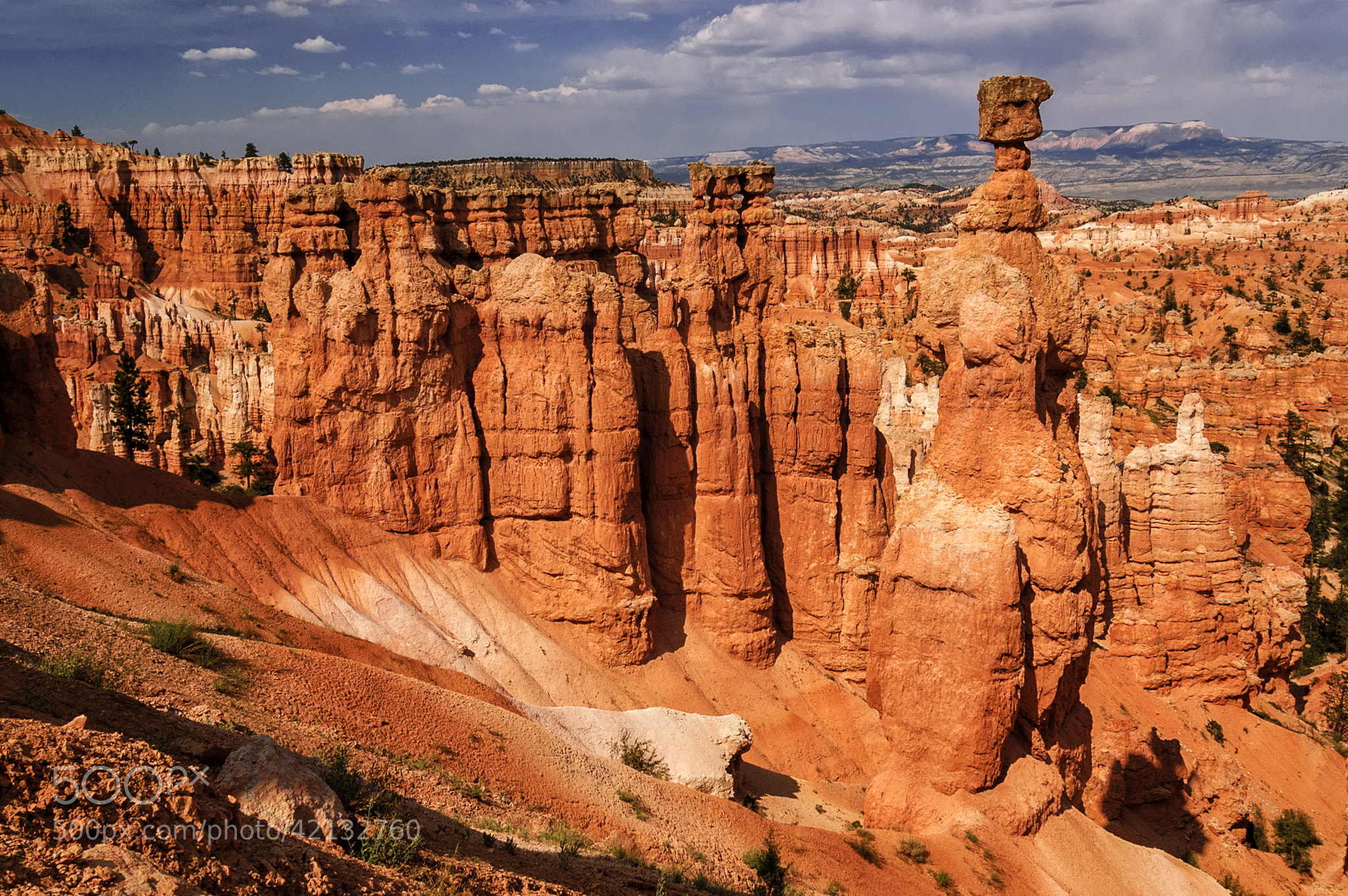 Photograph Bryce Canyon - Thor's Hammer by Csilla Zelko on 500px
