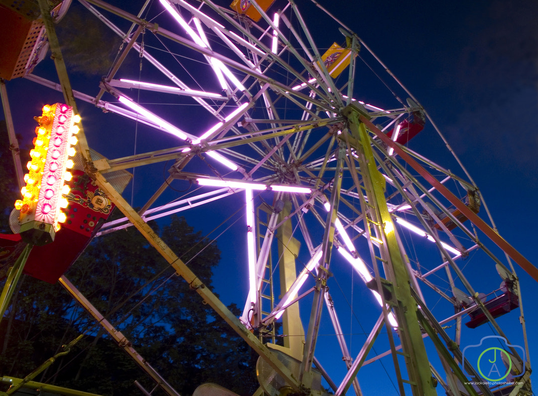 Photograph Ferris Wheel by Jack L. Aiello on 500px