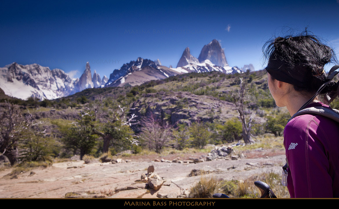 Photograph Fitz Roy and laguna Torre lookout by Marina Bass on 500px