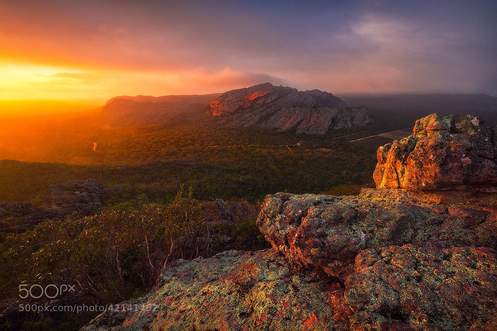 Photograph Mt Zero by Dylan Gehlken on 500px