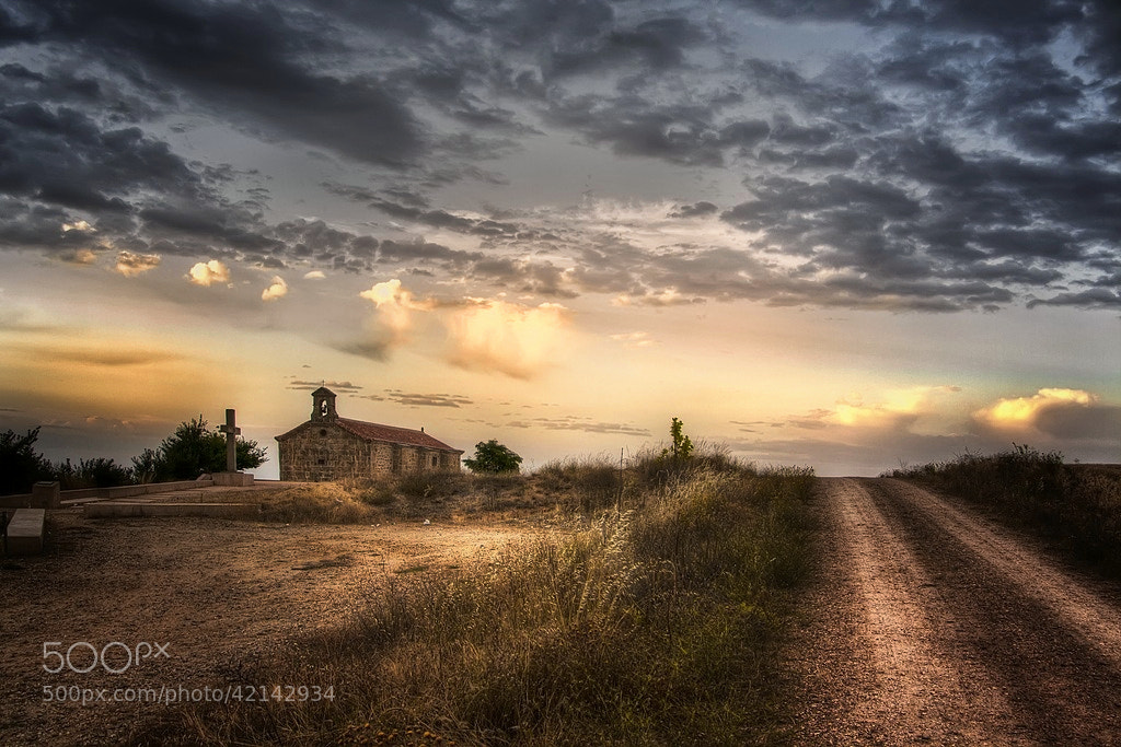 Photograph Ermita II by Isidoro M on 500px