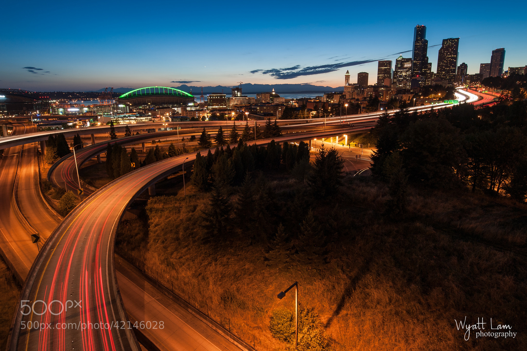 Photograph 12th Ave Bridge by Wyatt Lam on 500px
