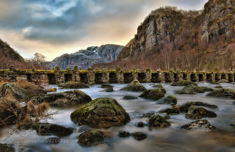 Photograph terland-klopp-bridge-norway by Paul Boomsma on 500px