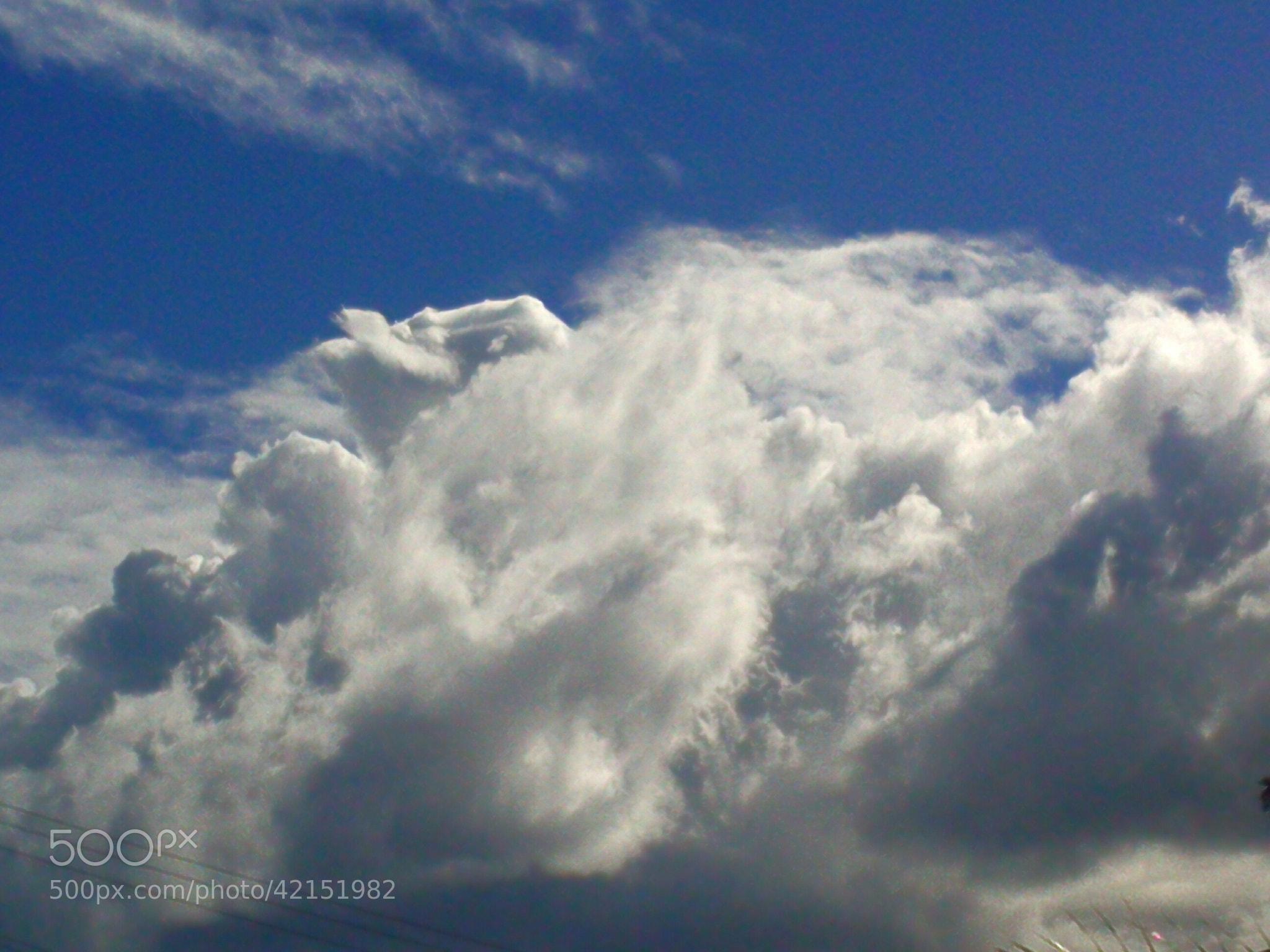 Photograph Cloud Blast by Saranyan Ravinthirakumaran on 500px
