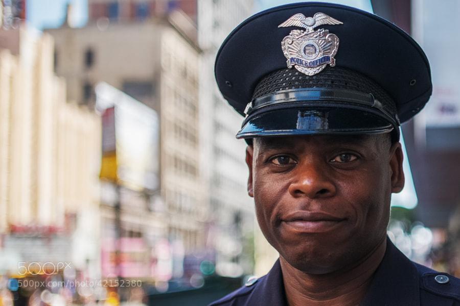 Photograph STREET PORTRAITS - LAPD - DSCF0872 by Jeff Vaillancourt on 500px