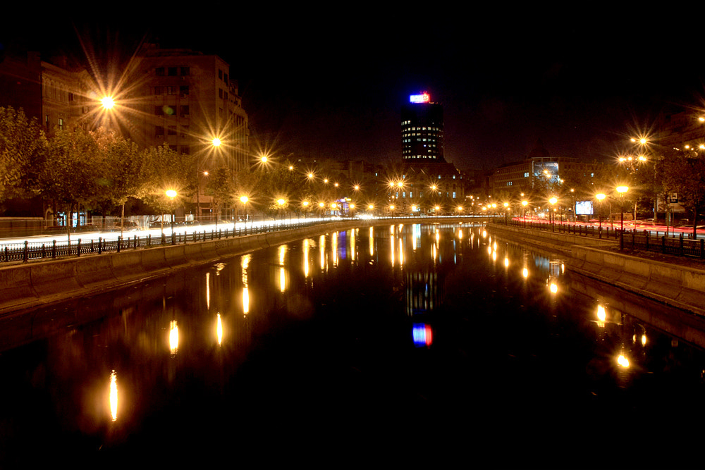 Photograph Bucharest by night by Stefan Andronache on 500px