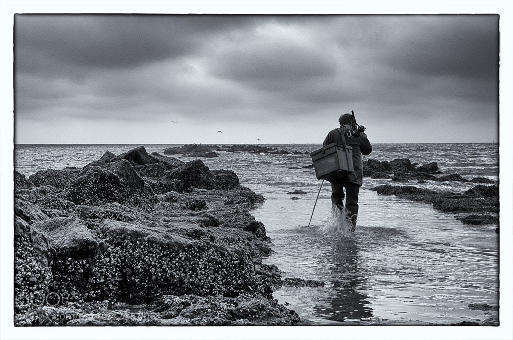Photograph Fishing by Karl von Karton on 500px