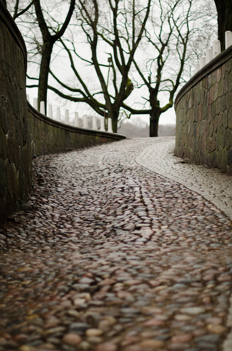 Photograph the old road by Paul Atrides on 500px