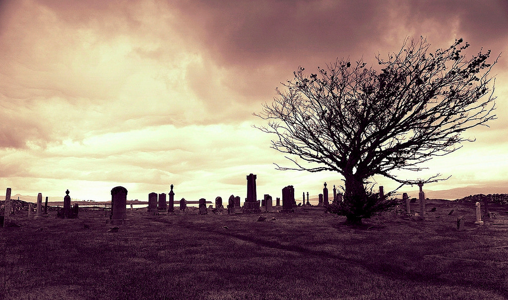 Photograph Ashaig Cemetery Isle of Skye by Cassius Photography on 500px