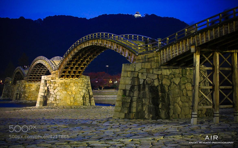 Photograph Kintai Bridge, Iwakuni, Japan by Angel Rosado on 500px