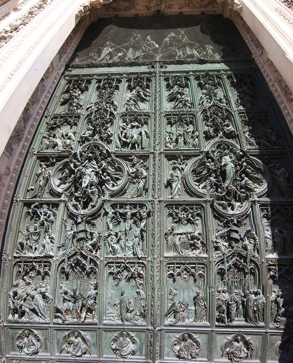 Photograph The Door of the Duomo , Milan by Andrei Fried on 500px