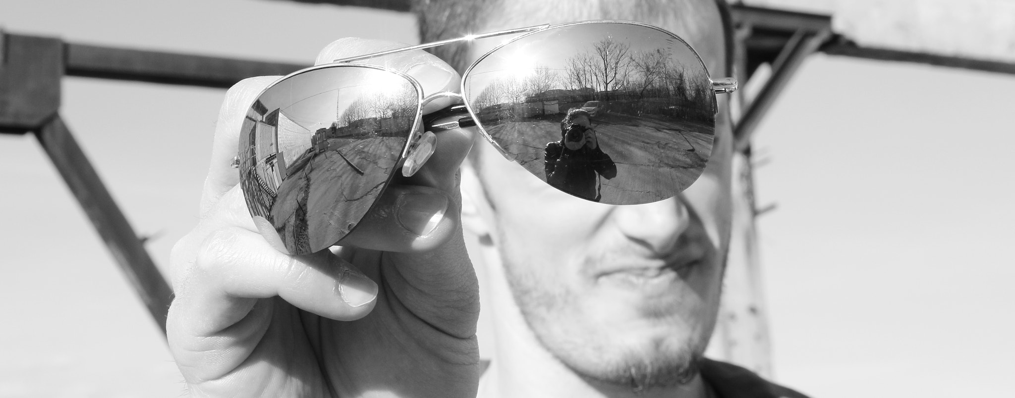 Photograph Behind the Glasses by Mihai Adam on 500px