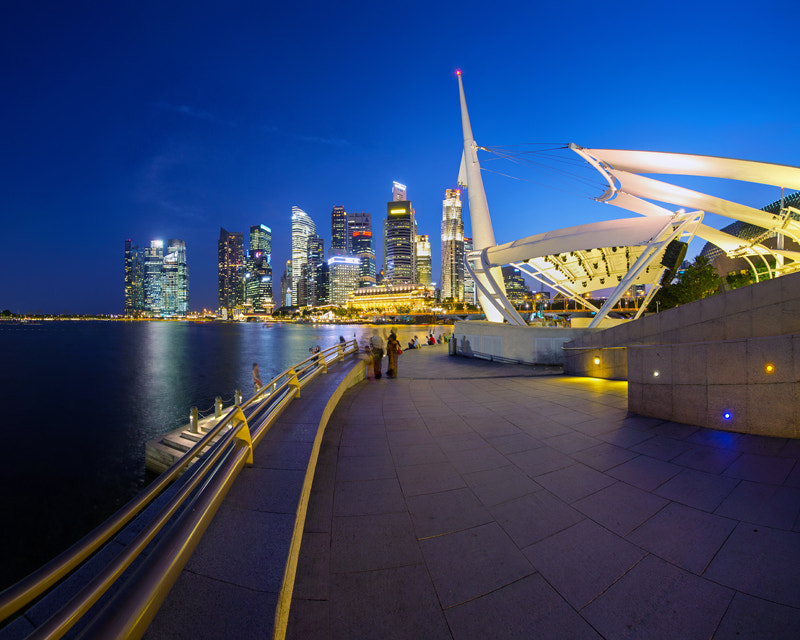 Photograph Space Dock by WK Cheoh on 500px