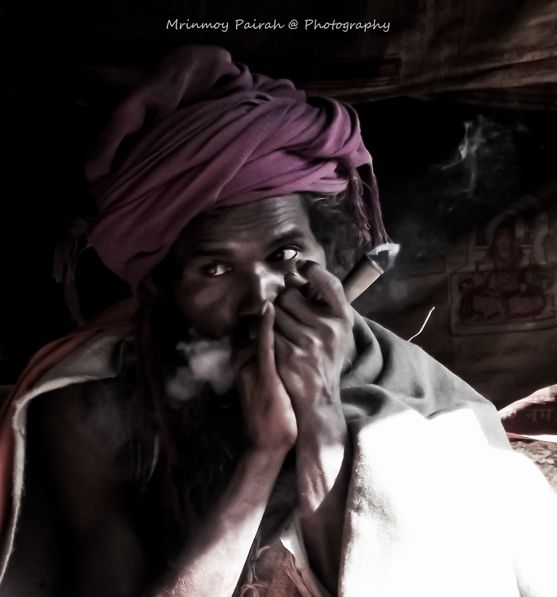 Photograph Sadhu by Mrinmoy Pairah on 500px