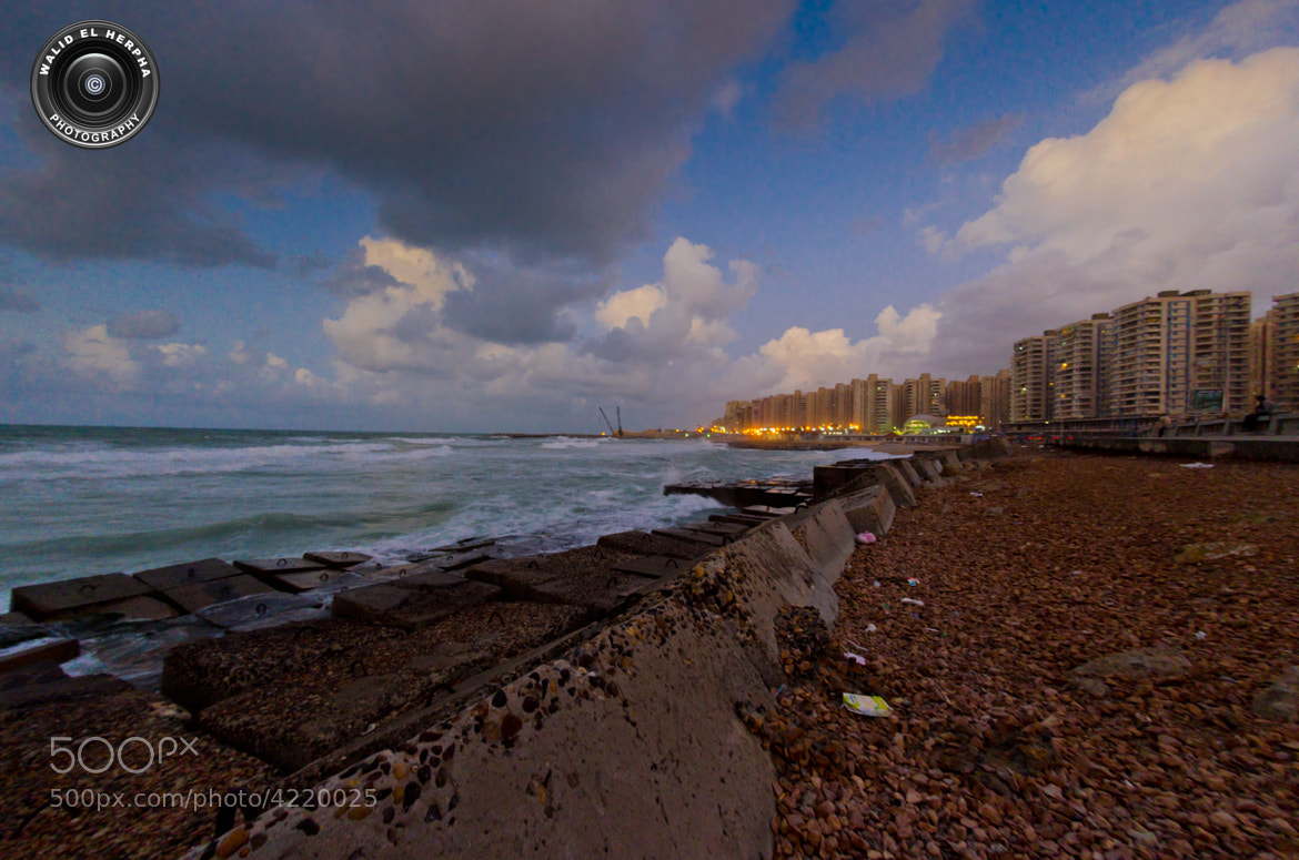 Photograph Alexandria by Walid EL Herpha on 500px