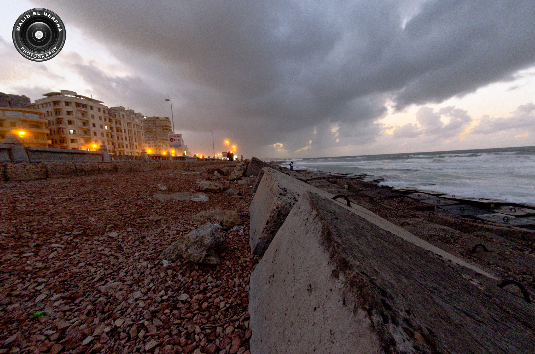 Photograph Alexandria Winter by Walid EL Herpha on 500px