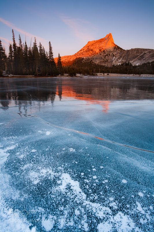 Photograph Lower Cathedral Lake by Lukas Wenger on 500px