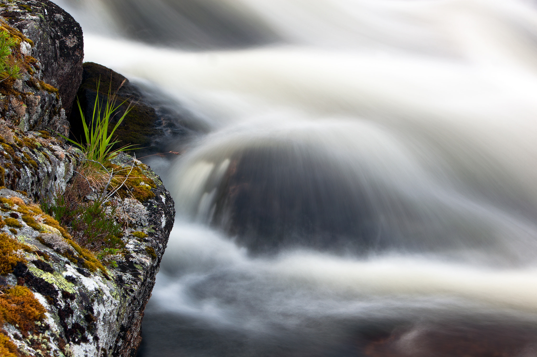 Photograph Living beside the waterfall by Tone Sundland on 500px