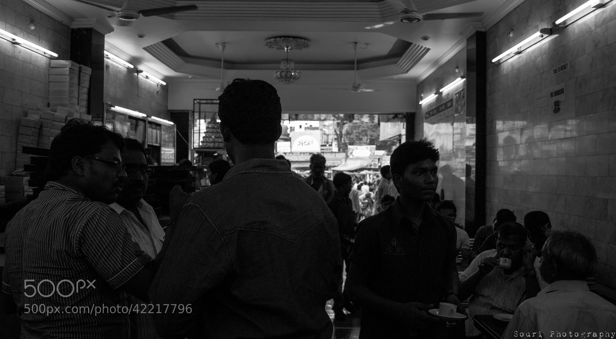 Photograph The tea shop by Souri  on 500px