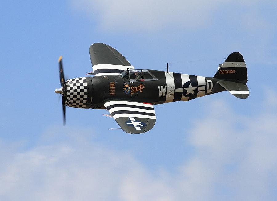 P47 Thunderbolt 'Snafu'
