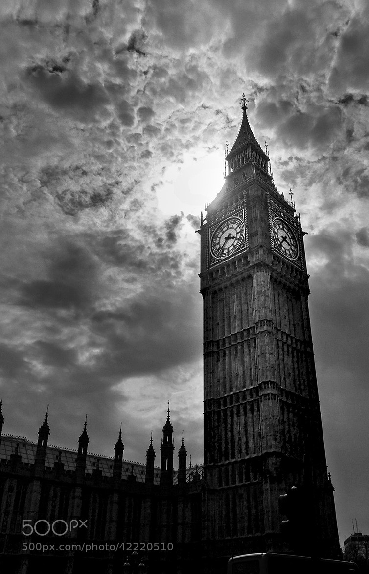 Photograph Big, Big Ben. by Sebastian Wychodzki on 500px
