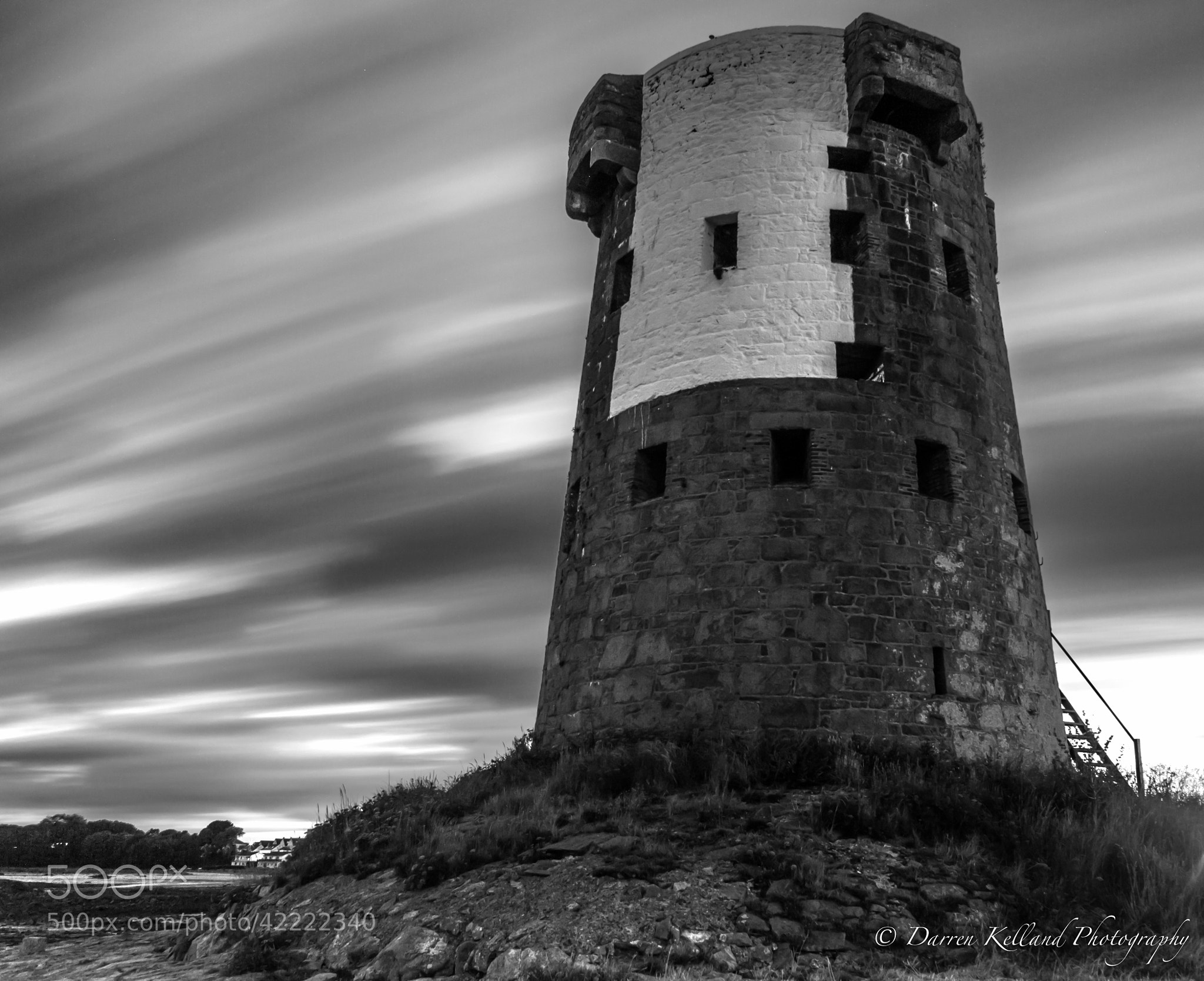 Photograph Tower by Darren Kelland on 500px