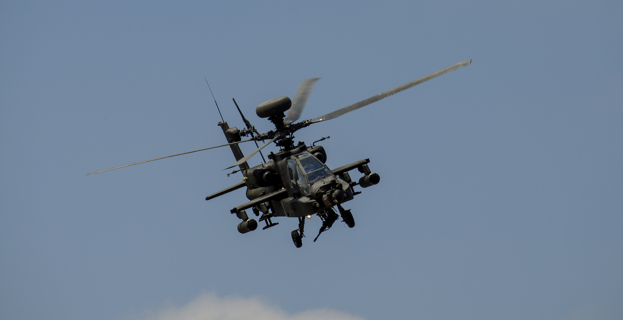 Photograph Apache helicopter by Scott Walsh on 500px