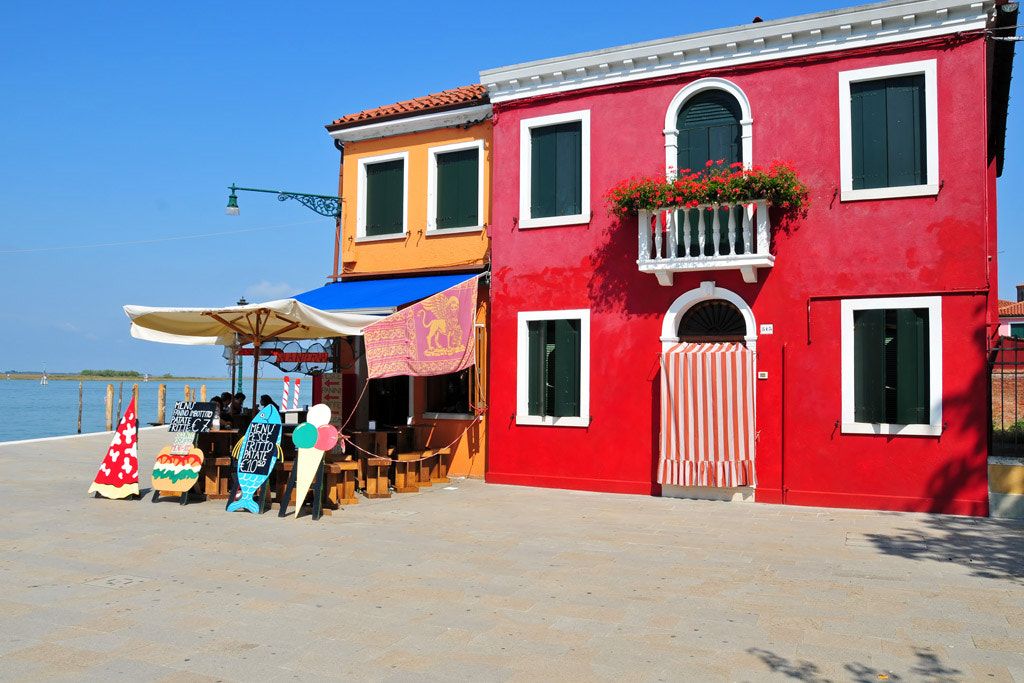 Photograph Colors of Burano by Jayson Gomes on 500px