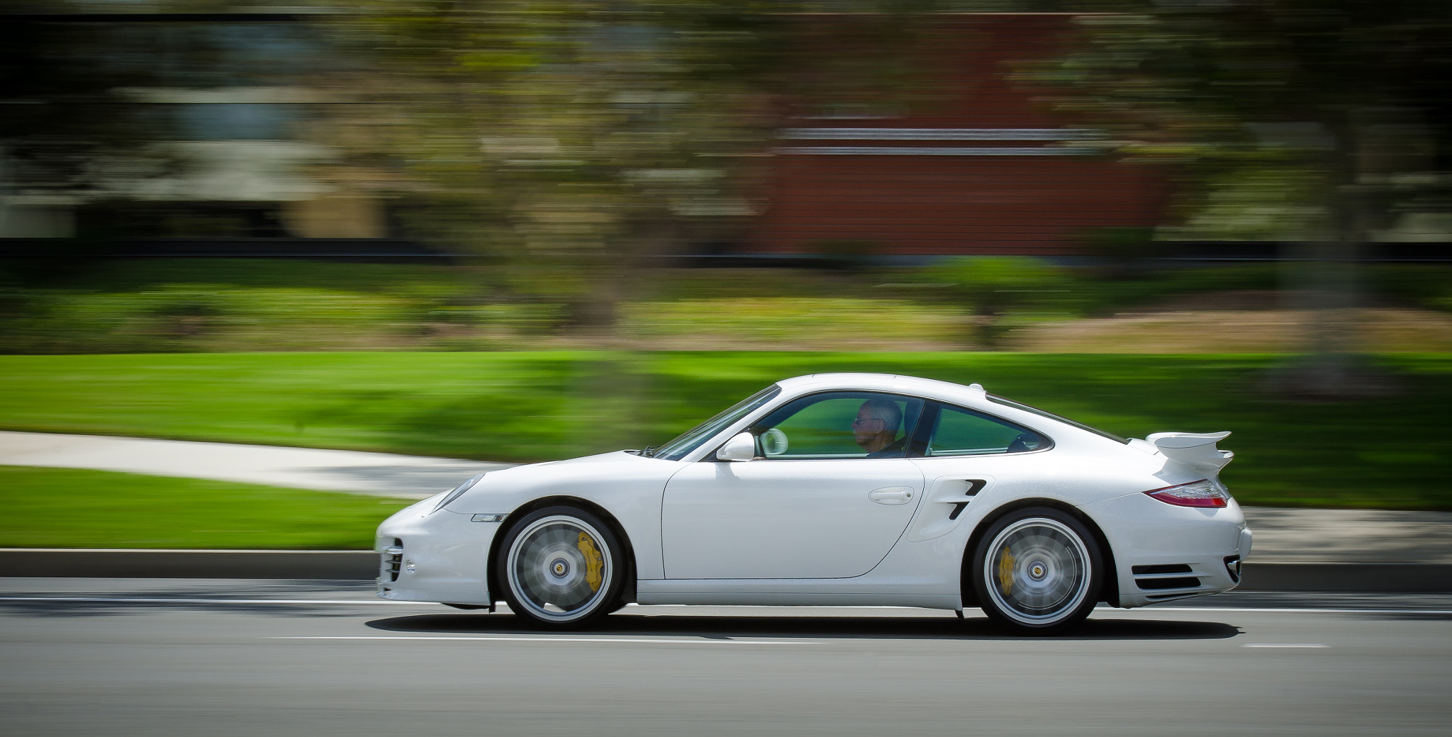 Photograph Panning Porshe by Mike Edwards on 500px