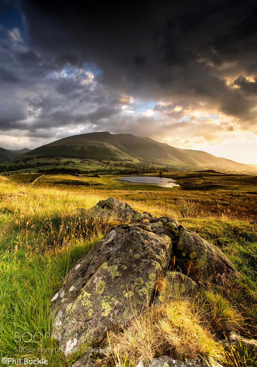 Photograph Blencathra View by Phil Buckle on 500px