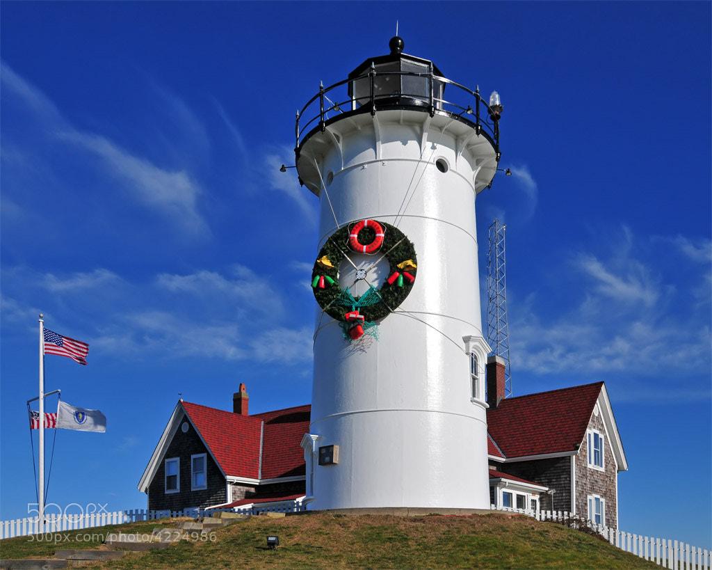 Photograph Nobska Lighthouse by Jayson Gomes on 500px